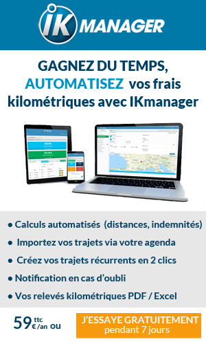Simplifiez la gestion de vos indemnités kilométriques avec Ikmanager.com