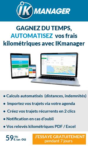Simplifiez la gestion de vos indemnités kilométriques avec Ikmanager.com